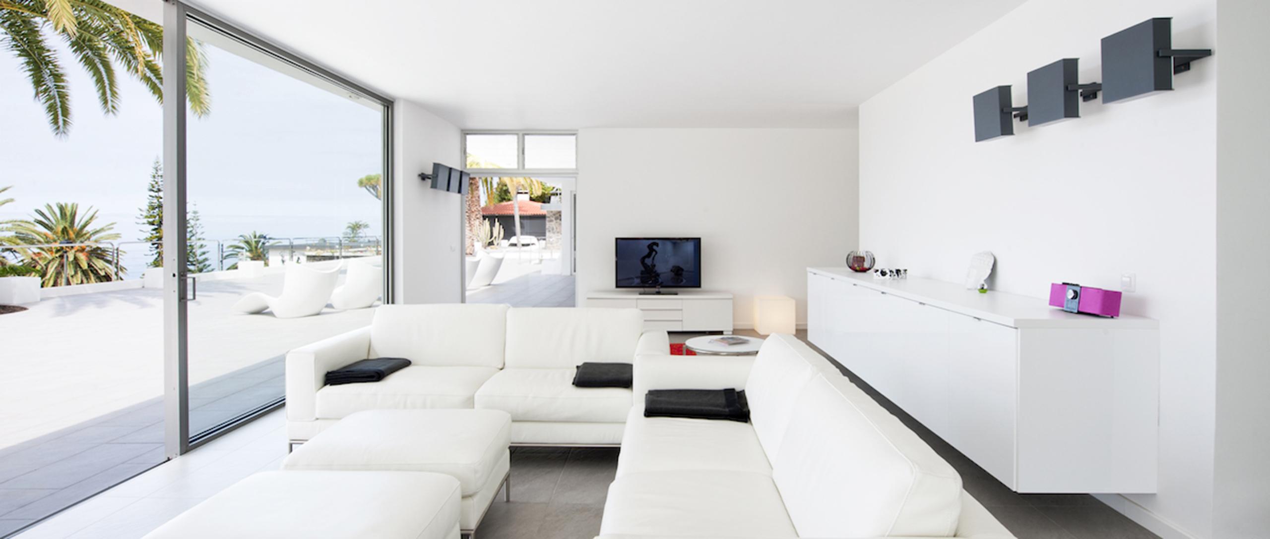 fotografia de arquitectura interior